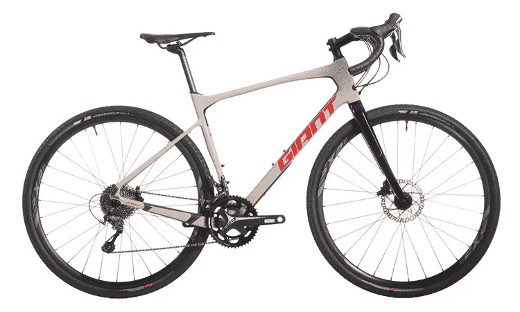 Giant Revolt Advanced 3 Complete Bike 2020