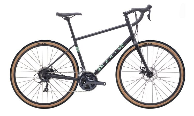 Marin Four Corners Complete Gravel Bike 2020