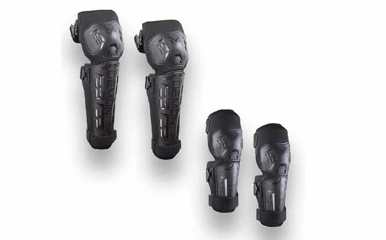 Demon Tactic Knee, Shin and Elbow Guards Review