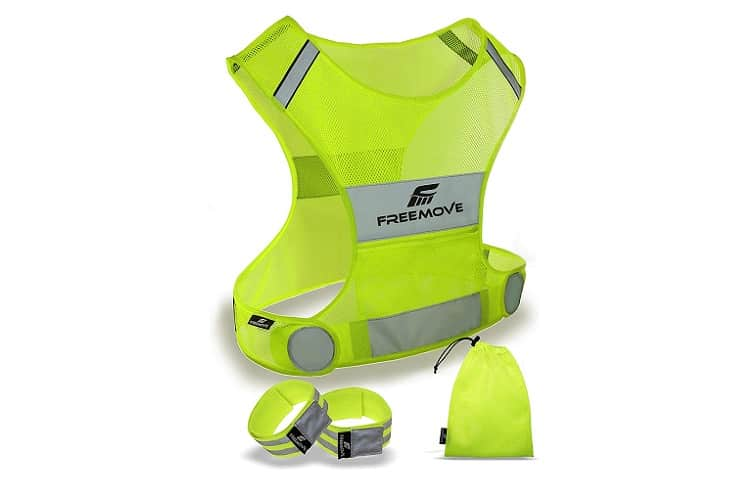 Freemove Reflective Vest Review