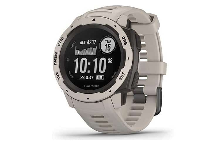 Garmin Instinct, Rugged Outdoor Watch Review
