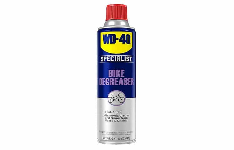 WD-40 Specialist Bike Degreaser Review