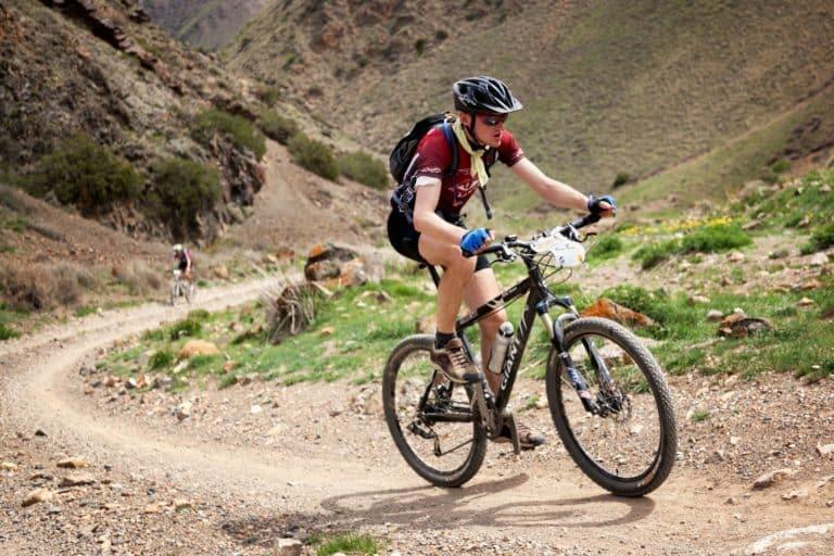 How Do You Ride a Bike Uphill?