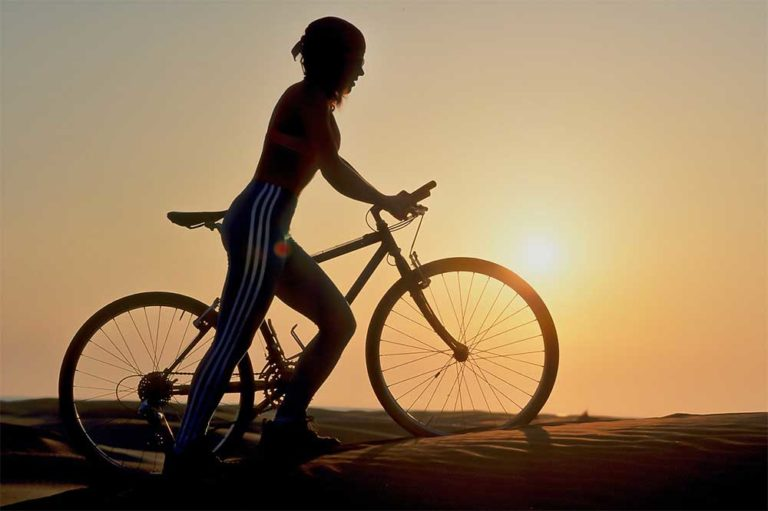 Is Biking Bad For Your Heart?