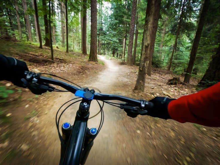 Should I Mountain Bike Alone?