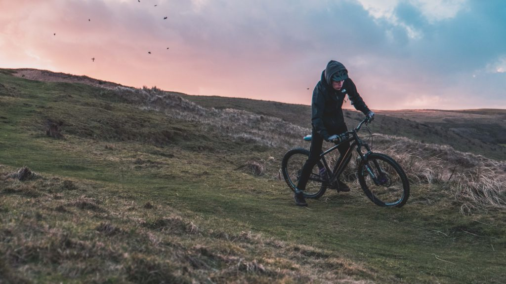 hardtrail mountain bike