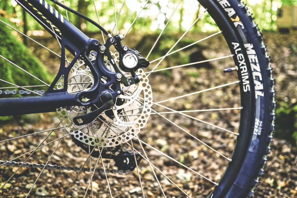 what is hardtail bike
